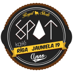 Spot Kafé Logo - Riga Jauniela 19