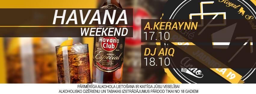 havana-weekend