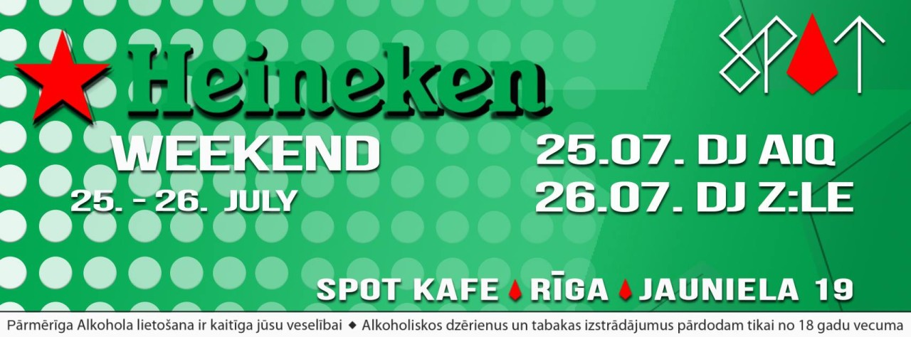 Heineken Weekend