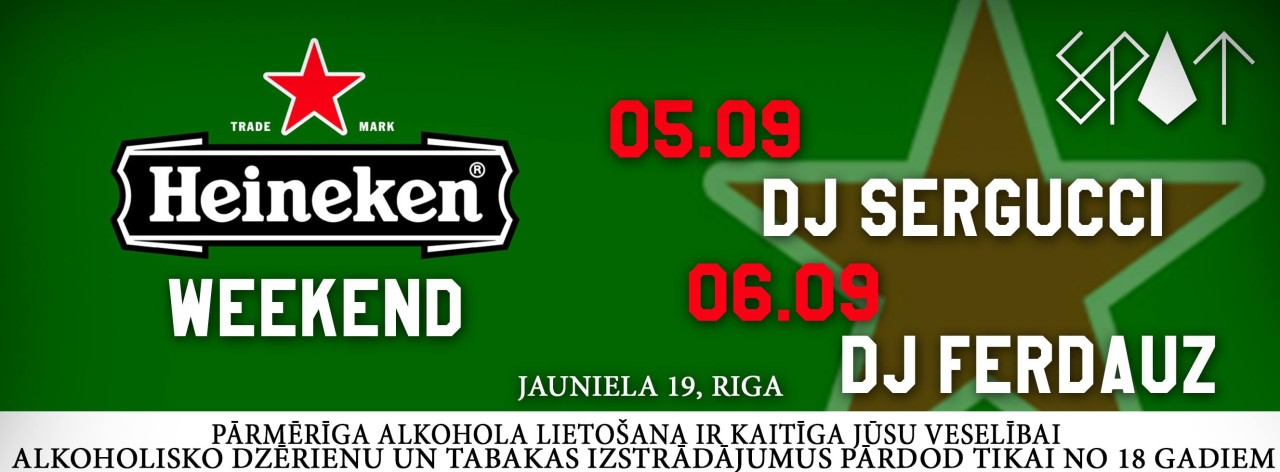 heineken-weekend